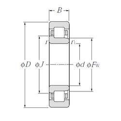 130 mm x 200 mm x 33 mm  CYSD NJ1026 cylindrical roller bearings