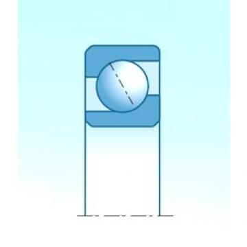 130 mm x 200 mm x 33 mm  NTN 7026UCG/GNP4 angular contact ball bearings
