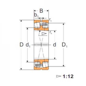 150 mm x 320 mm x 108 mm  Loyal 22330 ACKMW33 spherical roller bearings