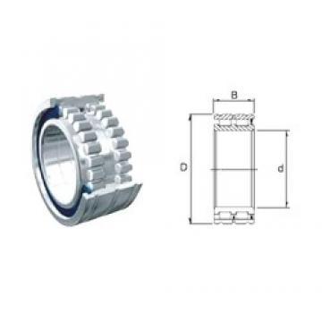 120 mm x 165 mm x 45 mm  ZEN NCF4924-2LSV cylindrical roller bearings